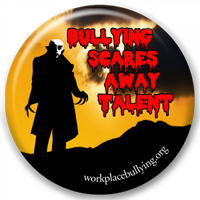 Bullying Scares Talent Button